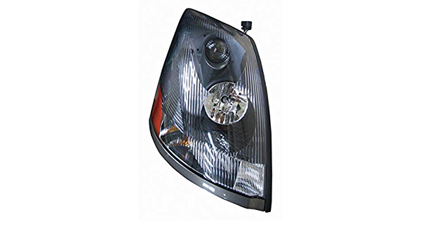 No variation Headlight Multiple Manufactures IN2518140OE Standard