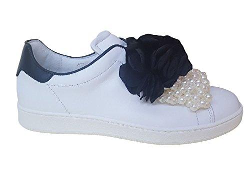 Zapatillas POKEMAOKE Mujer POKEMAOKE Blancas Zapatillas Zapatillas Blancas POKEMAOKE Blancas Mujer Mujer xCqB01w
