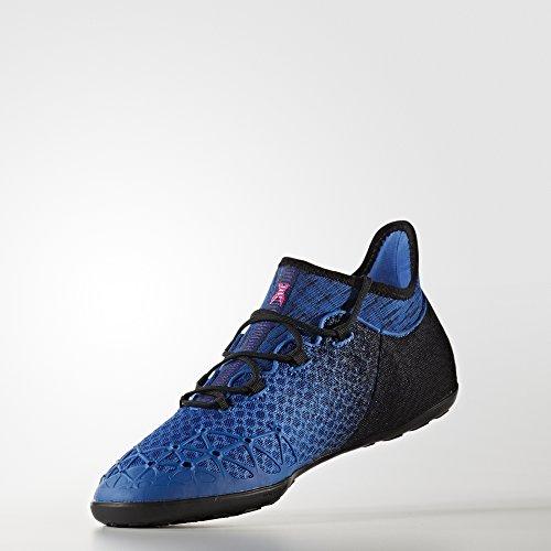 adidas X Tango 16.1 In, Pour les Chaussures de Formation de Football Homme, Bleu (Blu Azul/Ftwbla/Negbas), 44 EU