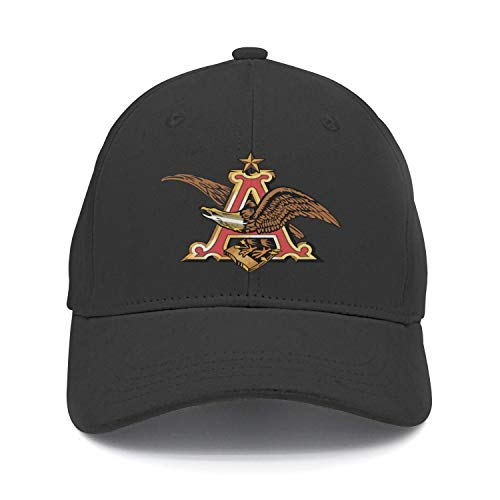 jdadaw Anheuser-Busch-Beer Sign Woman Man Baseball Caps Cotton Trucker Hats Vintage Snapbacks (Anheuser Busch Hat)