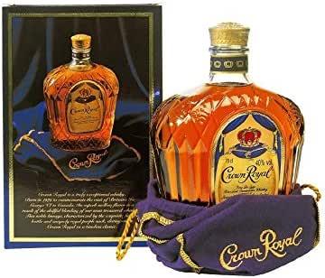 Crown Royal Blen Ded Canadian Whiskey Bottle, 700 ml