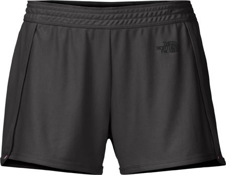 The North Face Women's Pulse Short,Asphalt Grey,US XL