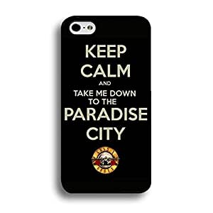 Hot Logo Guns N' Roses Phone Case Cover For Iphone 6/6s 4.7inch Guns N' Roses Luxury Pattern