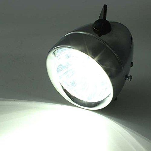 BlueSunshine Vintage Bike Front Light Lamp with Bracket