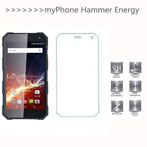 Anti Reflective Film 2019, 2pcs for Myphone Hammer Energy Screen Protector Protective Films - P Lite Tempered Glass, Plasma Anti Glare, Eon Saver, Screen I Pad, One Way Glass Film (Tv Film Antireflective)