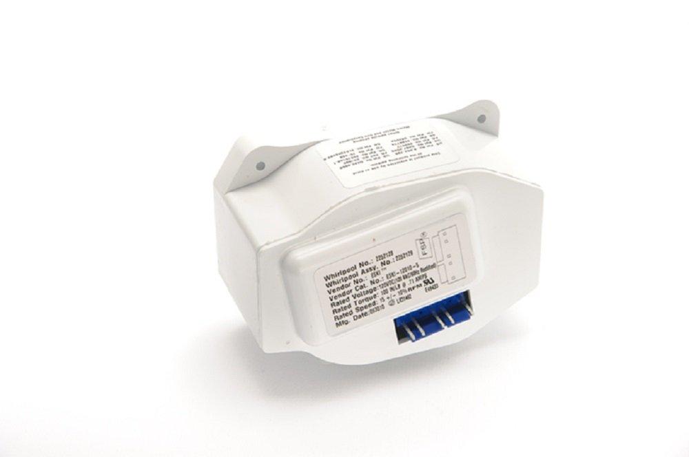Whirlpool 2252129 Refrigerator Dispenser Motor