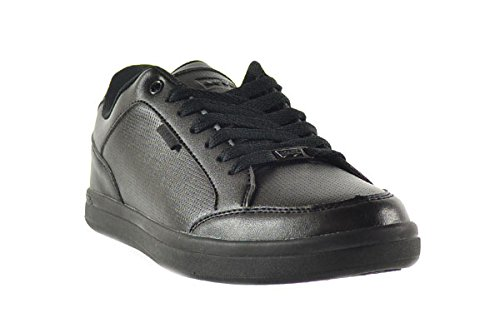 Levis Aart Core Pu Herenschoenen Black Mono Chrome 516405-a48