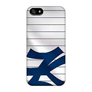 Rewens VFK948gsOm Case For Iphone 5/5s With Nice New York Yankees Appearance