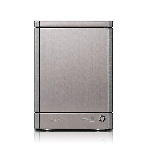 Sans Digital TowerRAID TR4X6G – 4 Bay 6G SAS / SATA Modularize JBOD Storage Enclosure (TR4X6G)