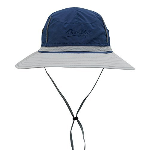 Amazon.com  Connectyle Outdoor Boonie Fishing Bucket Hat Summer ... a1e8050d935e