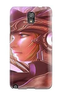 EmyWwpW2554MHIBf Case Cover Warrior Galaxy Note 3 Protective Case