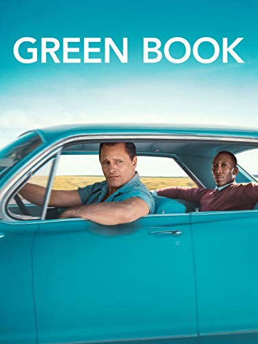 Green Book (Movies Dvd Blue Ray)