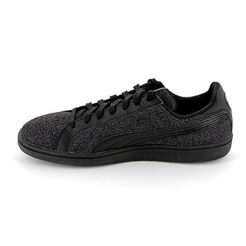 Puma Smash Knit noir, baskets mode homme