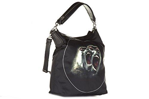 Amazon nightgale sac Nylon en bandoulière noir hobo homme Givenchy T8wxZBqpF