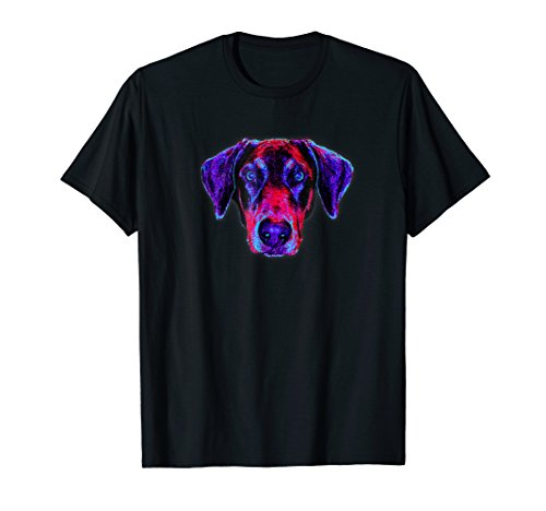 Doberman Pinscher Dog T-Shirt for Men, Women, and - Pinscher Dogs Mens T-shirt