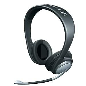 Sennheiser PC 151 - Auriculares de diadema cerrados (con micrófono), negro