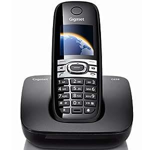 SIC610E - Siemens Teléfono Dect Gigaset C61