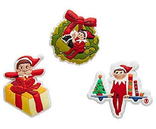 The Elf on the Shelf A Christmas Tradition Crocs Jibbitz Shoe Decoration Charms