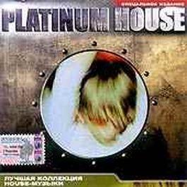 CD : PLATINUM HOUSE - Platinum House /  Various (CD)