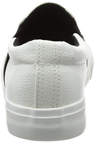 New Look Melon, Zapatillas Bajas Mujer Blanco (White)
