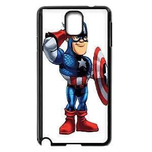 Samsung Galaxy Note 3 Cell Phone Case Black_Superhero Captain America, Spider Man, Iron Man, Wolverine, ant man, Green Arrow, Batman, Joker Logo (54) TR2217500