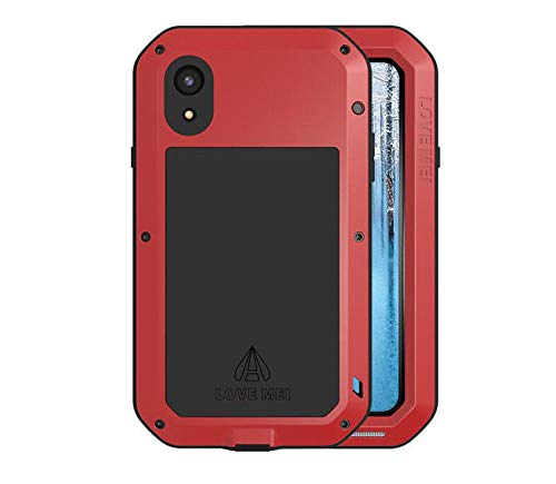 Amazon.com: Love Mei - Carcasa de aluminio para iPhone XR ...