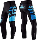 sponeed Men's Bicycle Pants 4D Padded Road Cycling