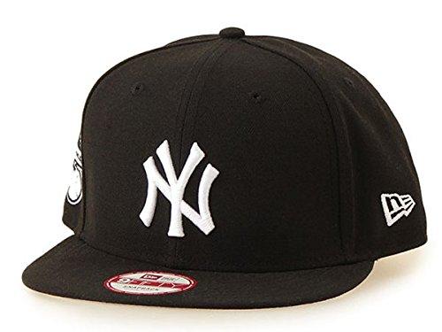損なうきらめくハブブNEW ERA (ニューエラ) MLBスナップバックキャップ (BAYCIK 9FIFTY 950 CAP) ニューヨーク?ヤンキース ※ブラックバージョン