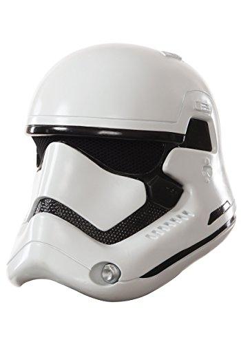 Star Wars: The Force Awakens Adult Stormtrooper 2-Piece Helmet - Star Wars Stormtrooper Mask