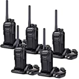 Retevis RT27 Two Way Radios Rechargeable 22 Channel VOX FRS Radio Walkie Talkie