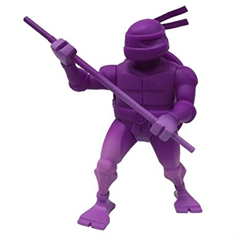 TMNT Donatello medium vinyl 8-inch Teenage Mutant Ninja Turtles figure by Kidrobot