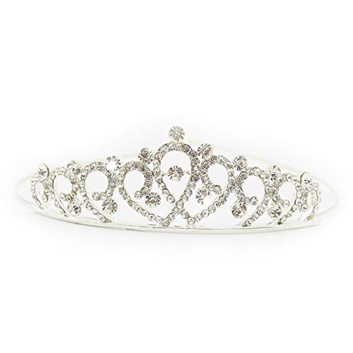 8883 Series - Bridal Wedding Crystal Tiara Headb Party Princess Prom Crown Kids Girl Hairb Hair Accessories @M23 8883