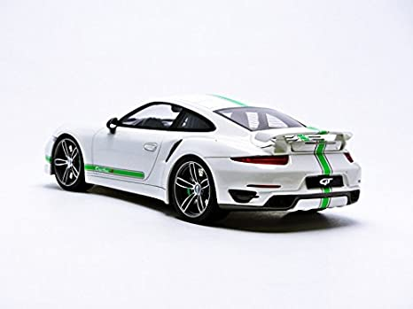 Gt Espíritu - Gt801 - Porsche 911/991 Turbo S Por TechArt - 1/18: Amazon.es: Juguetes y juegos