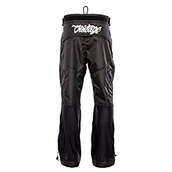 Premium AIR Paintball Pants By Vintage Paintball - Heavy Duty Lightweight Protection Gear For New & Experienced Players - Adjustable Waistband - Elastic Ankle Cuffs - Breathable & Comfortable