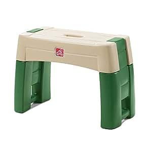 Amazon Com Step2 Garden Kneeler Seat Durable Plastic