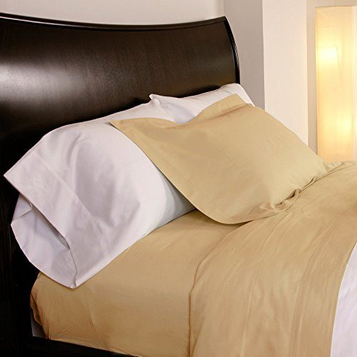 Outlast Temperature Regulating Pillowcases in Corn Silk, Standard