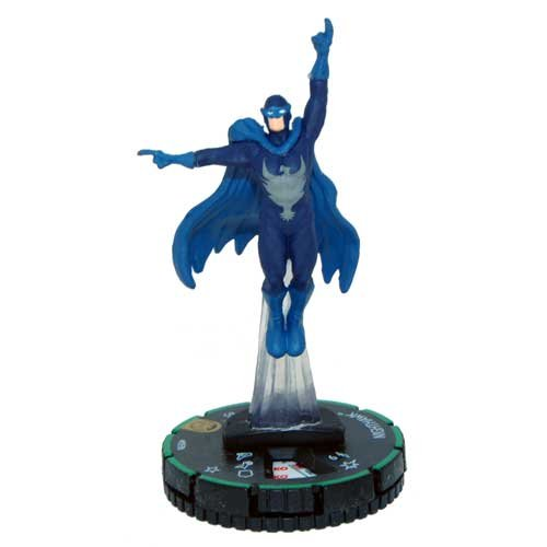Heroclix Nick Fury Agents of S.H.I.E.L.D. #059b Nighthawk with Character Card (Prime)