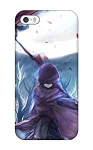 Slim Fit Tpu Protector Shock Absorbent Bumper Rwby Case For Iphone 5/5s