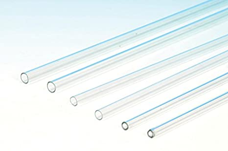 borosilicate glass tubing 10pk 20 length 25 diameter - Glass Tubing