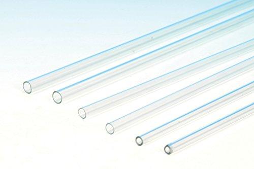 10MM OD X 1 Length FLINT GLASS TUBING
