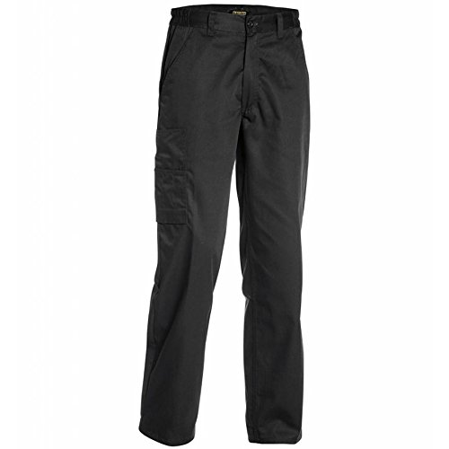 Metric Size D108 172518009900D108 Trousers Size 40//30 In Black