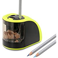 Skyfall Electric Pencil Sharpener (Green)