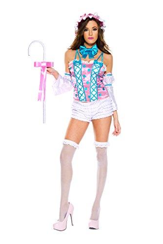 Miss Bo Peep Costumes (Music Legs Miss Little Bo Peep)