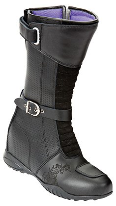 Joe Rocket Heartbreaker Ladies Leather Motorcycle Boot (7)