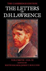 The Letters of D. H. Lawrence (The Cambridge Edition of the Letters of D. H. Lawrence) (Volume 7)