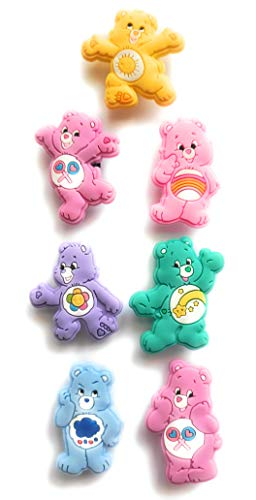 Bears Shoe Charm Decoration by Worked Like A Charm| for Bracelets and Shoes Party Favors Supply (Set 1)