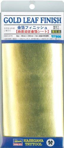 Naruto Gold Foil (HASEGAWA 71906 Gold Leaf Finish Foil Limited Edition)