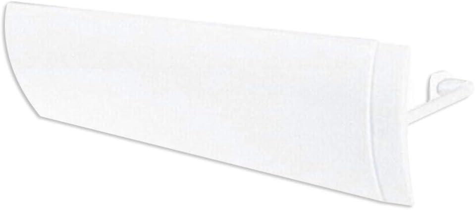 Nrpfell Deflector TelescóPico a Prueba de Viento Aire Acondicionado Parabrisas Campana de Aire Antichoque para Ni?Os: Amazon.es: Hogar