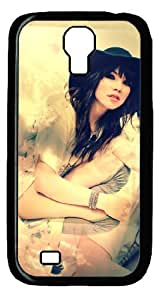 Carly rae jepsen call me maybe Rectangle Personalized Protective Case for Galaxy S4 by LZHCASE