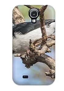 Mary P. Sanders's Shop New Style TashaEliseSawyer Bird Feeling Galaxy S4 On Your Style Birthday Gift Cover Case